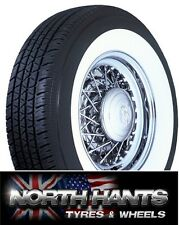 "2257515 225/75R15 225/75X15 225/75-15  DIAMOND BACK 2 3/4"" WHITEWALL TYRE 102S"