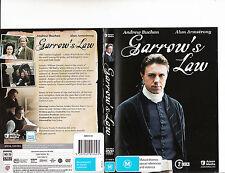 Garrow's Law-2009-TV Series UK-2 Disc[235 minutes]-DVD