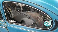 Surf cire autocollant -- intérieur -- Old Skool - - Vintage Autocollant Surf-Nice! - dedans!!