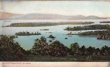Postcard - New Hampshire - Winnipesaukee Islands