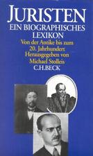 Juristen. Ein biographisches Lexikon Michael Stolleis Broschiertes Buch Deutsch