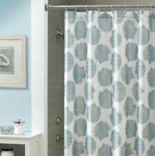 Croscill Mosaic Shells Shower Curtain 70x72
