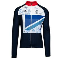 Team GB Signed London 2012 Olympic Cycling Jersey - Limited Edition /40