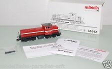 Märklin Spur H0 33642 Diesellok BR Am 842 der SBB Delta-Digital in OVP (LL2213)