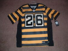 LEVEON BELL #26 STEELERS AUTHENTIC 3RD NIKE ELITE FOOTBALL JERSEY sz 48 NWT