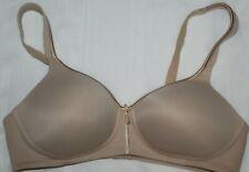 Vanity Fair Body Caress Wire free Bra -72335. Sz 36B. Beige. pre owned