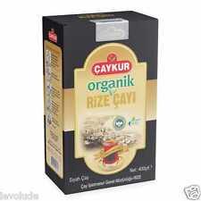 Organic  Tea of Turkey Çaykur Rize 400gr(14 oz) Loose Leaf,Not Flavored Blacktea