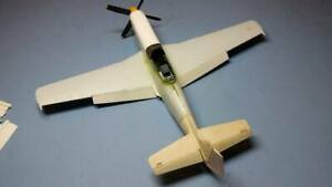 Wilde Sau Resin 1/32 Revell P-51D Resin Vac Correction and Conversion
