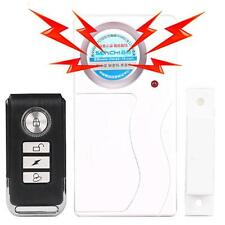 Wireless Magnetic Sensor Door Window Security Burglar Alarm With Remote Control