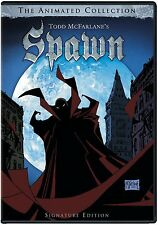 SPAWN : THE ANIMATED COLLECTION (Todd MacFarlane)  - DVD - REGION 1 - Sealed
