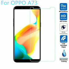 2x Oppo  A73  Tempered Glass Screen Protector HD Screen anti scratch