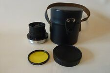 Lens Orion-18R 18P f8/100 Vintage USSR Aero Space Reproduction 70mm format fixed