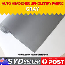 3mm Thick CAR UTE Roof Lining Headliner Upholstery Soft Foam 1.51 x 8m Gray Grey