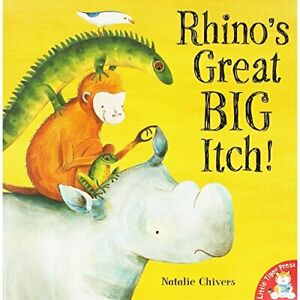 Rhino's Great Big Itch by Natalie Chivers
