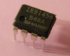 10x IR91458 General Purpose Dual Operational Amplifier, Sharp =MC1458