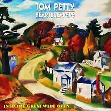 TOM PETTY & THE HEARTBREAKERS - Into The Great Wide Open [CD New]