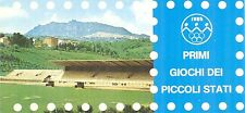 San Marino #1085a, 1985 Rifle Shooting - Olympiad of the Small States, BP10 NH
