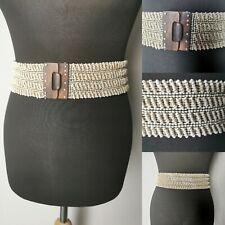 Beaded Geometric Belts for Women for sale   eBay