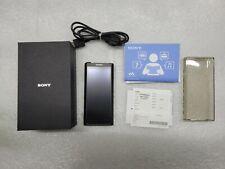 Sony Walkman NW-ZX300 ZX300A 16GB High-Resolution Audio Player black