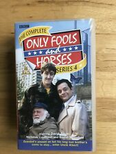 Only Fools and Horses - Series 4 - VHS - 2x Tape Box Set