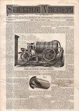1875 Scientific American October 9 - Surveying instrument;Native Americans;Texas