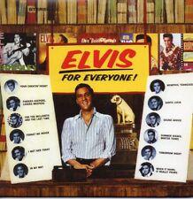 CD Elvis PRESLEY Elvis for everyone! (1965) - Mini LP REPLICA - 12-track CARD SL