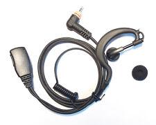 Earpiece for Motorola SL1600 SL4000 G-Ear with Lightweight PTT