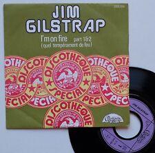 "SP 45T Jim Gilstrap  ""I'm on fire"" - (TB/EX)"