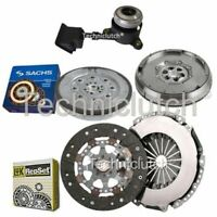 LUK 2 PART CLUTCH KIT AND SACHS DMF WITH CSC FOR PEUGEOT 5008 MPV 1.6 HDI