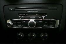 Audi A1 S1 RS1 quattro Abt s-line 8N 3.2 3,2 Zierblende Radio MMI Alu