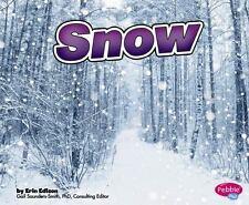 Weather Basics Ser.: Snow by Erin Edison (2011, Paperback)