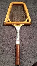 Vintage Junior Rossignol Strato 4L Tennis Racquet With Wood Protection