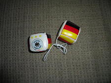 Germany Rear View Mirror Dice Set - New