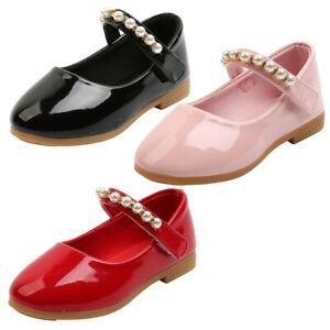 Girls Child  Princess Party Dress Shoe Baby Toddler Kid Casual Walk Sandal Shoes