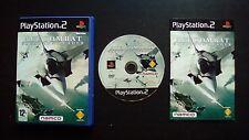 ACE COMBAT SQUADRON LEADER : JEU Sony PLAYSTATION 2 PS2 (Namco COMPLET suivi)