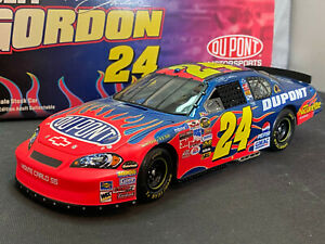Action Jeff Gordon #24 Dupont NASCAR 2002 Chevy Monte Carlo 1/24 Diecast