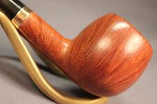 Rare WEBER Vintage DEEP GRAIN 425 Briar 14CT GOLD Apple Estate Pipe Pipa Pfeife