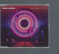 "IMAGINE DRAGONS ""Whatever It Takes"" 2 Track CD Single sealed"
