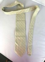 Calvin Klein 100% Silk Neck Tie Dress Necktie EUC