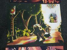 Up - Limited Edition  Pixar Screen Prin by Tom Miatke nt Mondo