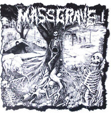 "MassGrave ‎– Our Due Descent 12"" Ltd Tour Vinyl (2017) Punk Grindcore"