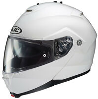 HJC IS-MAX II Solid Modular Full Face Polycarbonate Motorcycle Helmet