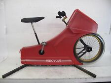 Vintage 1980's Kidcycle Stationary Exercise Children's Bike Old School BMX Rare