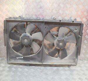 MITSUBISHI OUTLANDER CU Engine Cooling Fan Radiator 2.0 Petrol 100kw 2003