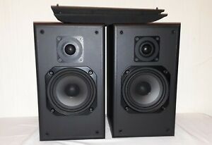 Sony SS-H380 Hi-Fi Stereo Bookshelf Speakers