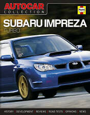 Haynes Autocar Collection Subaru Impreza Turbo The Best Words Photos and Data