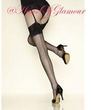 *NEW* Amazing Value Glamorous Rockabilly Mad Men 1950s Seamed Stockings