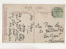 Miss Peggy Lee Hartwood Road Southport 1910  956a