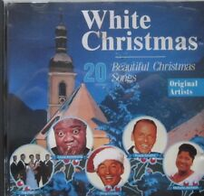 WHITE CHRISTMAS - 20 BEAUTIFUL CHRISTMAS SONGS - CD