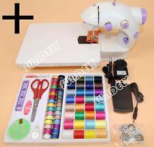 Portable Mini Sewing Machine With 68pc Bobbin Beginners & Kids Multi Function
